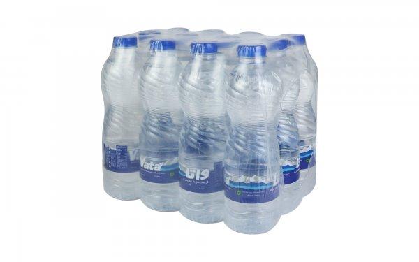 آب معدنی واتا مقدار 500 میلیلیتر
