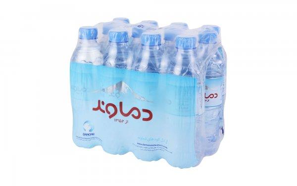 آب آشامیدنی دماوند مقدار  500 میلیلیتر