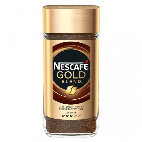 قهوه فوری نسکافه گلد (Nescafe Gold) مقدار 100 گرم