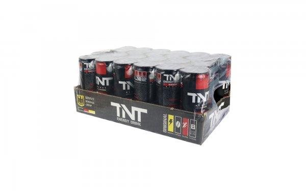 نوشابه انرژیزا تیانتی بلاست (TNT BLAST) مقدار 250 میلیلیتر