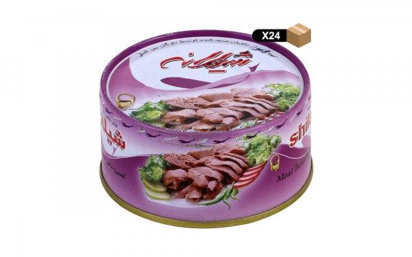 کنسرو ماهی تن شیلانه مقدار 180 گرم